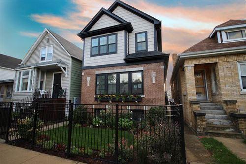 3012 N Spaulding, Chicago, IL 60618
