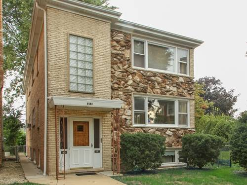 6148 W Thorndale, Chicago, IL 60646