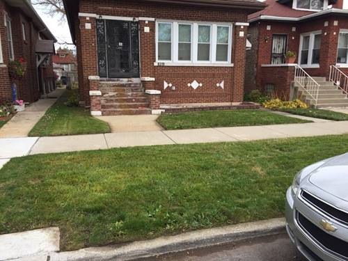 8319 S Oglesby, Chicago, IL 60617