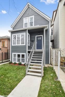 2020 N Hamlin, Chicago, IL 60647
