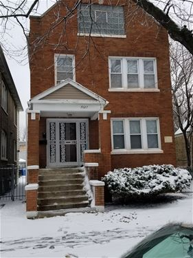 7027 S Washtenaw, Chicago, IL 60629