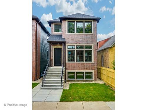 2740 N Whipple, Chicago, IL 60647 Logan Square