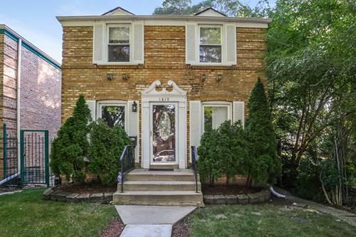 1819 Laurel, Evanston, IL 60201