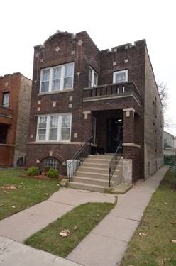 5037 W Agatite, Chicago, IL 60630