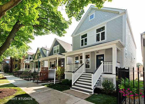 4028 N Maplewood, Chicago, IL 60618 North Center