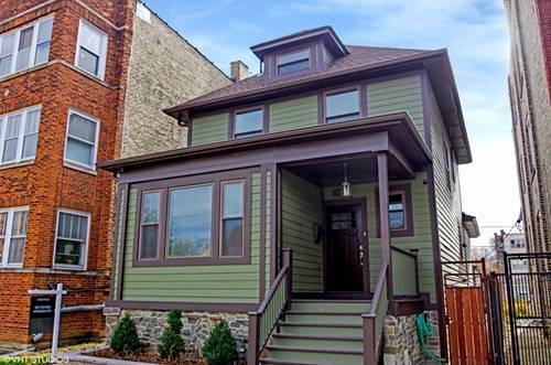 3027 W Leland, Chicago, IL 60625 Ravenswood