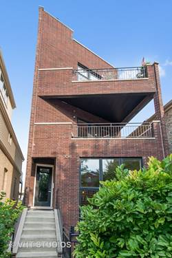 1061 N Marshfield Unit 1, Chicago, IL 60622 East Village