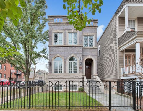 3759 N Hermitage, Chicago, IL 60613 Lakeview