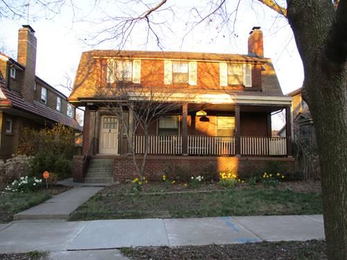 10407 S Leavitt, Chicago, IL 60643 Beverly