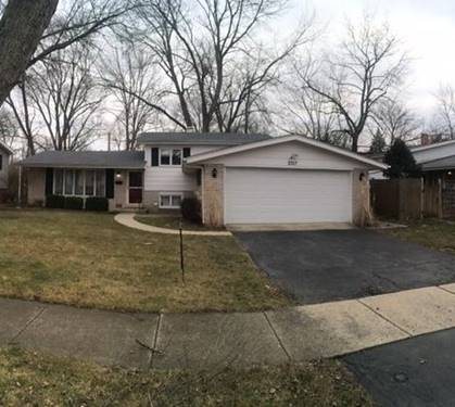 2317 W Clyde, Homewood, IL 60430