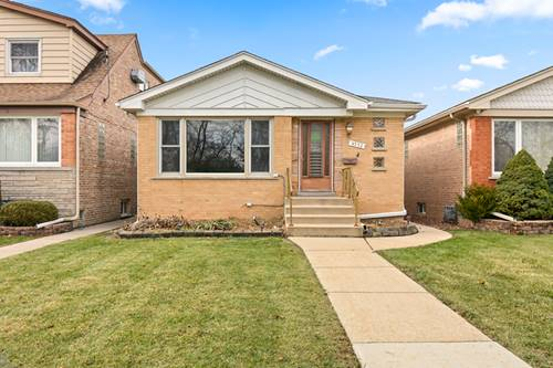 4552 N Oak Park, Harwood Heights, IL 60706