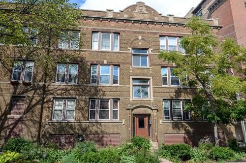 1474 W Carmen Unit 3, Chicago, IL 60640 Andersonville