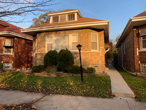 8747 S Parnell, Chicago, IL 60620