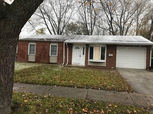 947 Princeton, Matteson, IL 60443