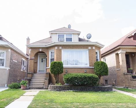 6961 W George, Chicago, IL 60634