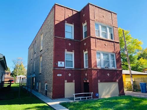 11143 S Bishop, Chicago, IL 60643