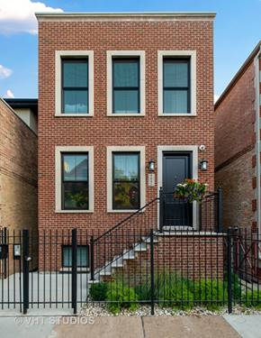 2041 W Homer, Chicago, IL 60647 Bucktown