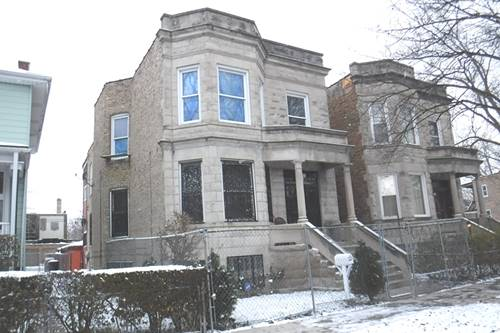5640 S Ada, Chicago, IL 60636 Englewood