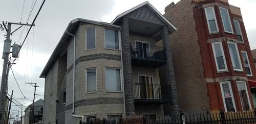 2413 W Polk Unit 3, Chicago, IL 60612