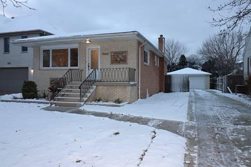 9604 Menard, Oak Lawn, IL 60453