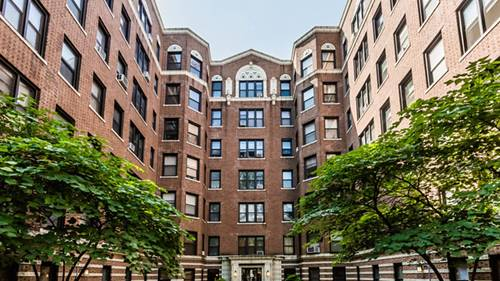 725 W Sheridan Unit 204, Chicago, IL 60613 Lakeview