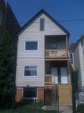 2122 N Spaulding Unit G, Chicago, IL 60647 Logan Square