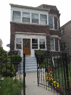 4152 W Nelson, Chicago, IL 60641