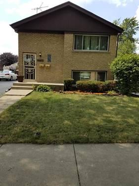 14942 S Cleveland, Posen, IL 60469