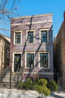 1933 N Wolcott, Chicago, IL 60622 Bucktown