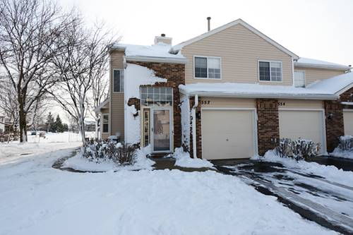 552 Canterbury Unit 552, Carol Stream, IL 60188