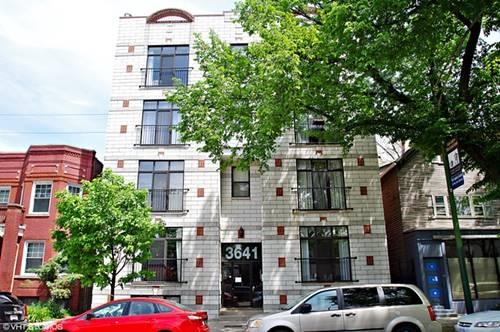3641 N Ashland Unit 1S, Chicago, IL 60613 Lakeview