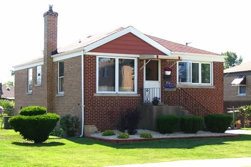 9621 Kilpatrick, Oak Lawn, IL 60453
