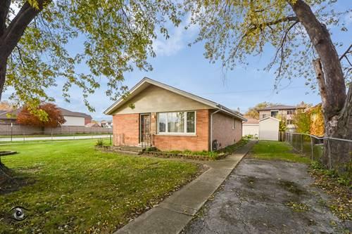 5848 W 87th, Oak Lawn, IL 60453