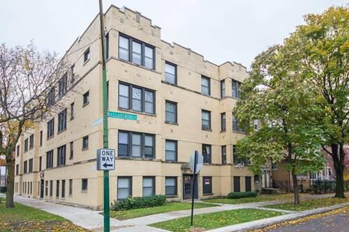 3300 N Claremont Unit 3, Chicago, IL 60618 Roscoe Village