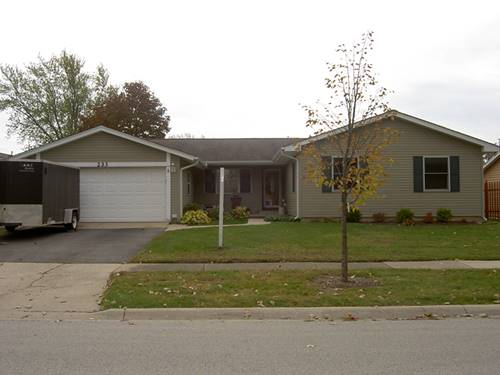233 W Shelley, Elk Grove Village, IL 60007
