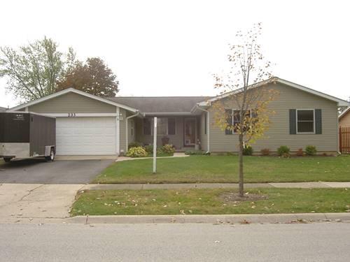 233 W Shelley, Elk Grove Village, IL 60007