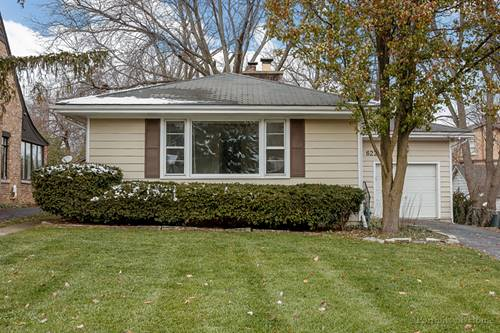 622 High, Glen Ellyn, IL 60137
