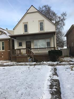 7711 S Prairie, Chicago, IL 60619