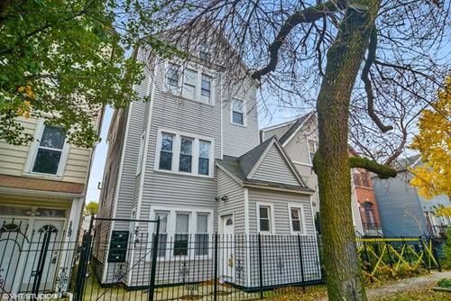 2541 W Cortland, Chicago, IL 60647