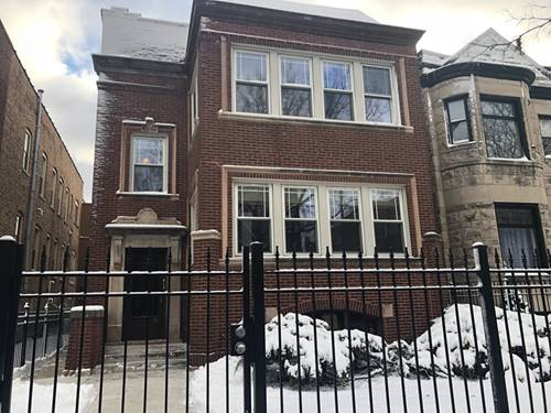1507 W Addison Unit 2, Chicago, IL 60613 Lakeview