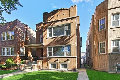 3829 N Sawyer, Chicago, IL 60618