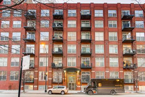 420 S Clinton Unit 610A, Chicago, IL 60607 West Loop