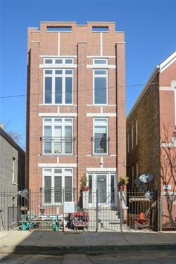 1622 W Beach Unit 2, Chicago, IL 60622 Wicker Park