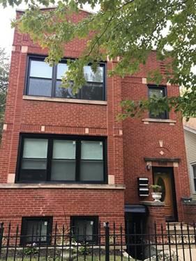 5658 W Leland Unit 1, Chicago, IL 60630