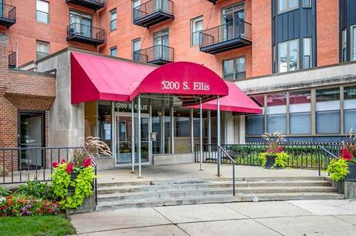 5200 S Ellis Unit 313, Chicago, IL 60615 Hyde Park