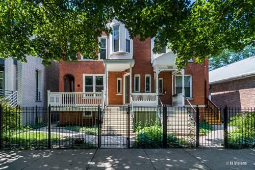 1632 N Claremont, Chicago, IL 60647 Bucktown