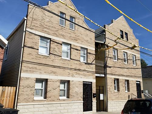 2951 S Keeley, Chicago, IL 60608 Bridgeport