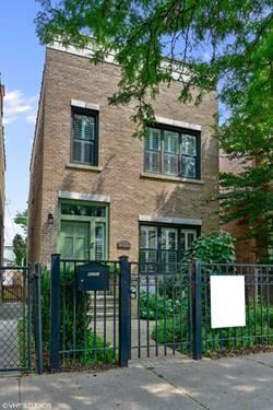 1431 N Oakley, Chicago, IL 60622 Wicker Park