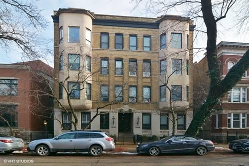 2029 N Racine Unit 4B, Chicago, IL 60614 West Lincoln Park