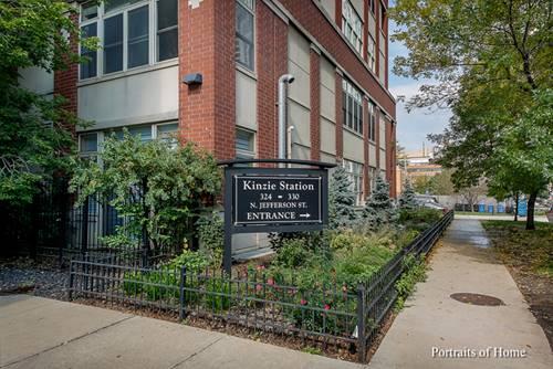 324 N Jefferson Unit 208, Chicago, IL 60661 Fulton Market